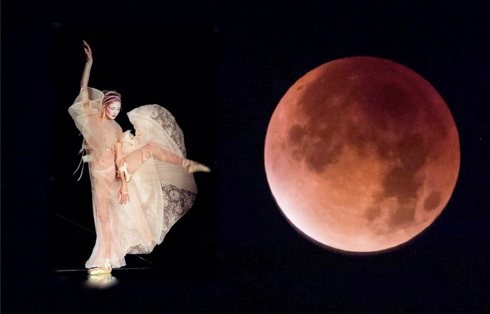DANCE moon