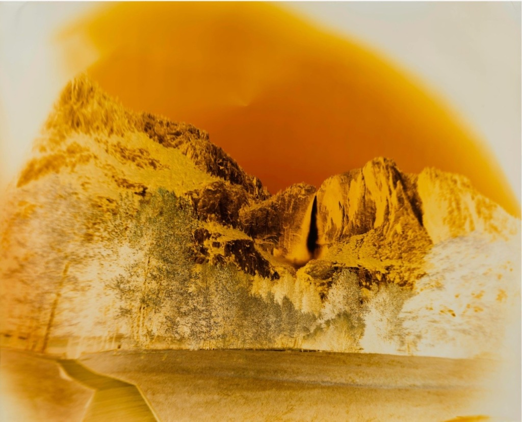 yosemite falls 1994 jo babcock