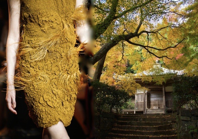 ricci 16:japan temple yellow