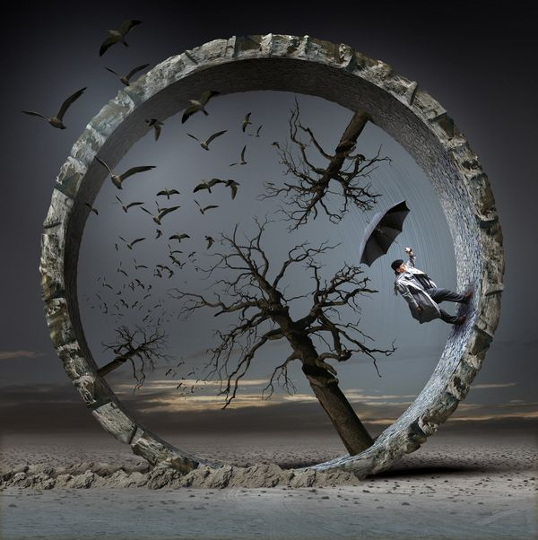 magical-surreal-illustrations-gor-morski-4-art-illustrations-circles-surrealism-illustrations